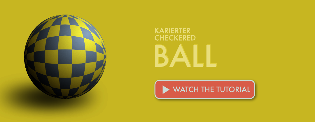 CHECKERED BALL AFFINITY DESIGNER