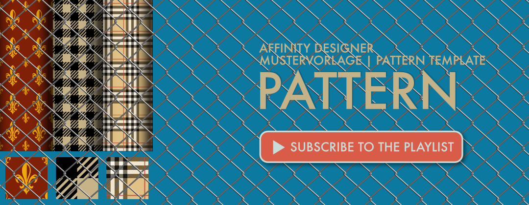 PATTERN TUTORIALS PLAYLIST