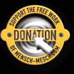 Spenden Schaltfläche Deutsch